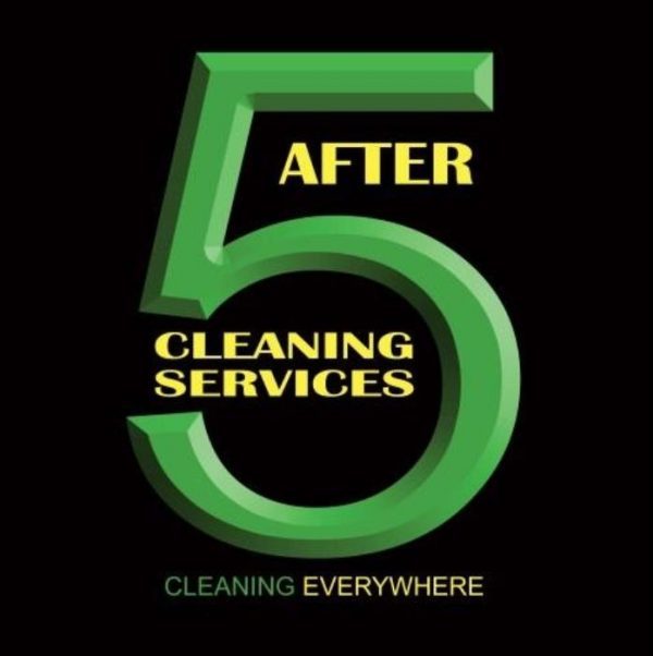 After 5 Cleaning logo